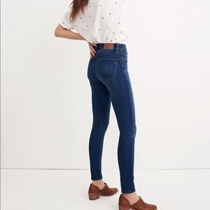 Madewell Roadtripper High-Rise Skinny Jean 26